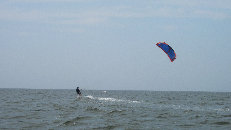 Water Start, Kiteboarding Lessons for teenagers, with IKO certified instructors with Kite Club Hatteras