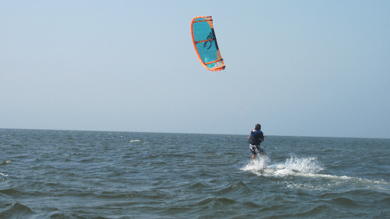 Board Control, Kiteboarding Lessons for teenagers, with IKO certified instructors with Kite Club Hatteras