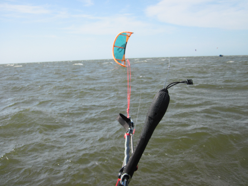 Brand new Cabrinha Switchblade 6m in action!