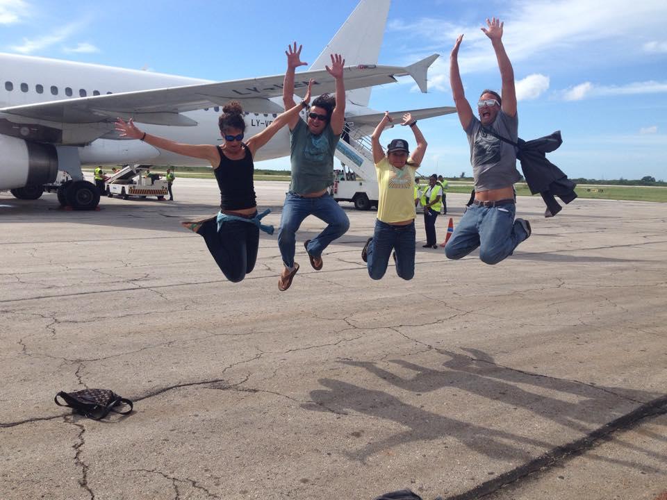 Camaguey airport, Cuba