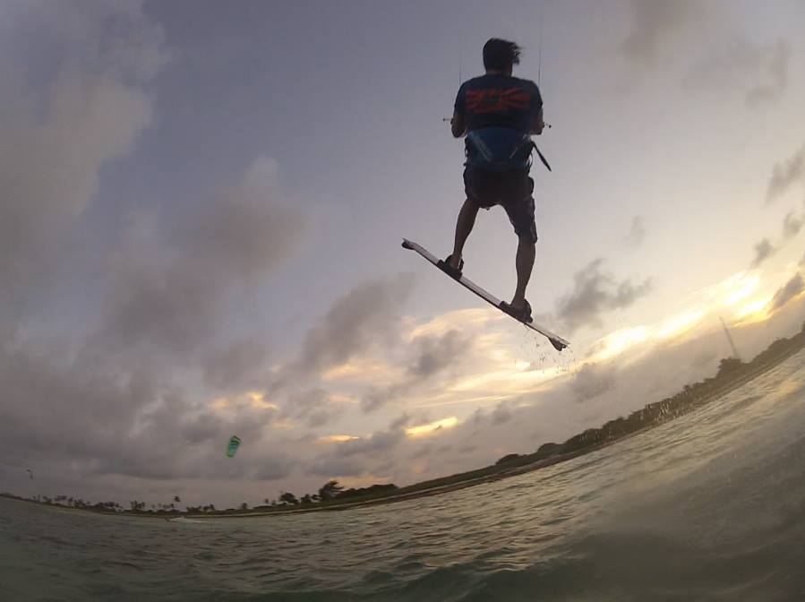 Sunset Session in Santa Lucia, Cuba