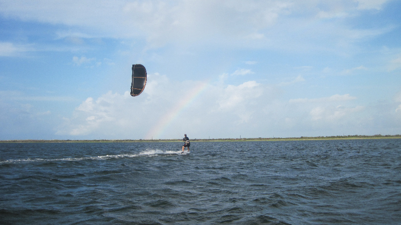 Level 2 IKO kite Lessons with Kite Club Hatteras