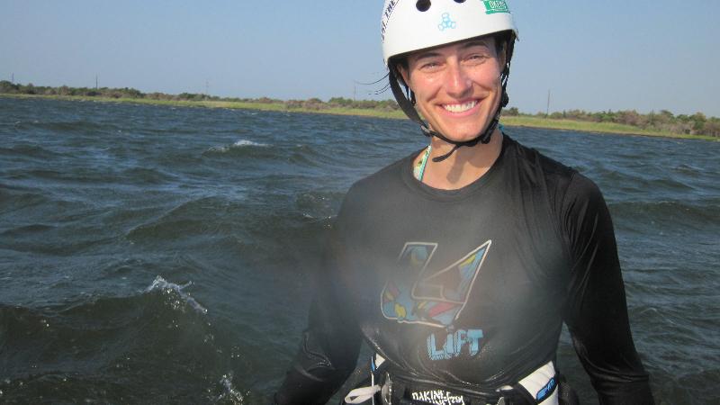 Beginner Level KiteBoarding Lessons at Avon, OBX, NC
