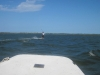 Board Control and riding kite lessons with Kite Club Hatteras with professional instructors and boat support