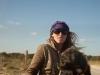 Ocracoke island kiteboarding Erin Swain