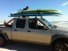The beach vehicle