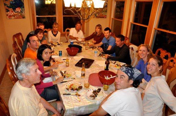 Group houses, Custom Meals