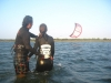 Kitesurfing camos with professional instructors