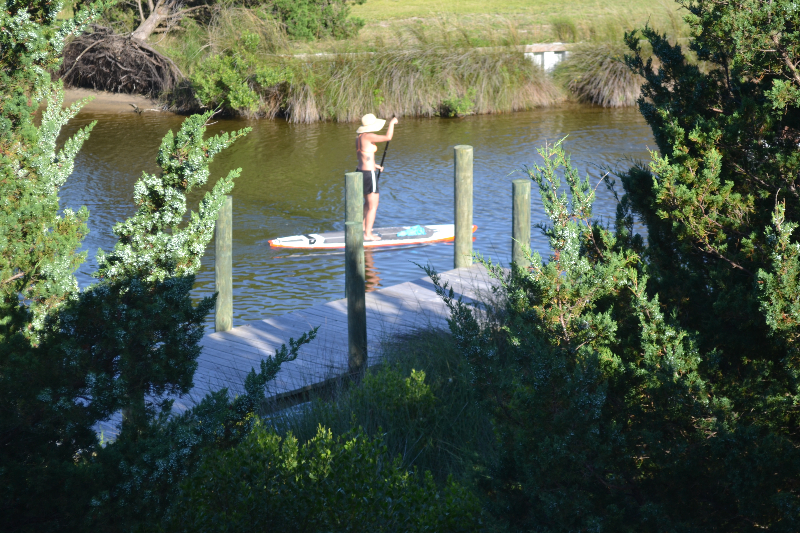 Flat water SUP Lessons