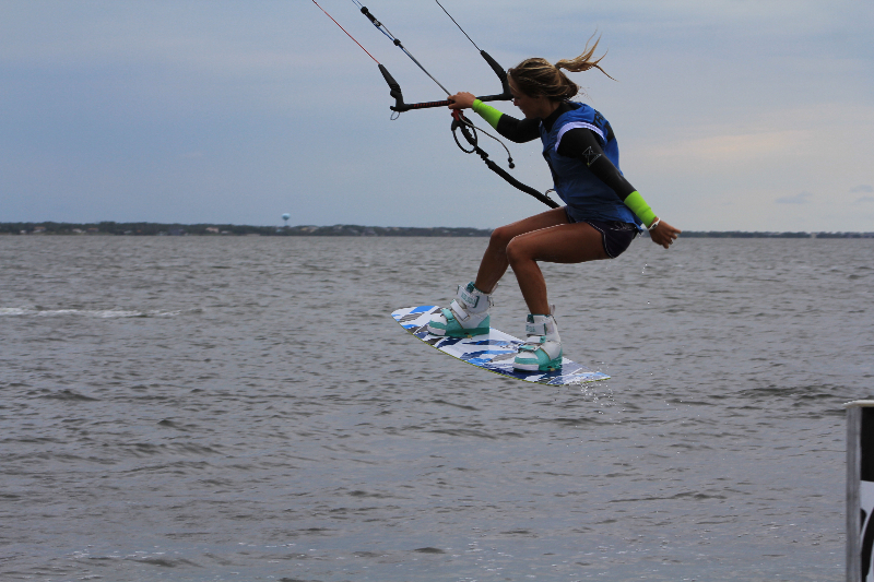 img_8539Triple S at Kite Point, Avon, NC with Kite Club Hatteras. KIteboarding Tricks, Kris Kinn
