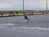 Triple S at Kite Point, Avon, NC with Kite Club Hatteras. Handle Pass KIteboarding Tricks