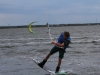 Triple S at Kite Point, Avon, NC with Kite Club Hatteras. KIteboarding Tricks, Kris Kinn