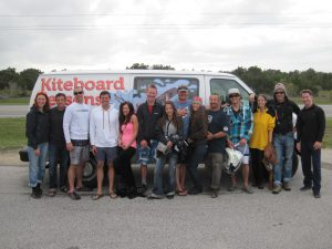 IKO Affiliated Center - group shot with van
