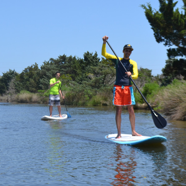 Stand Up Paddleboards >> Stand Up Paddleboard Lesson Kite Club Hatteras