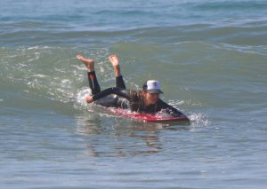 Hatteras Island Surfing Lesson
