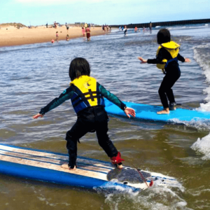Kids Surf Lesson