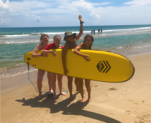 Learn to Surf Hatteras Island